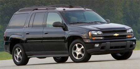 2002 Chevrolet Trailblazer BEST Remote Car Starter